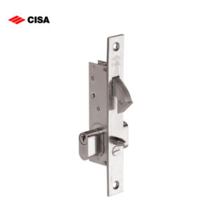 CISA Metal Gate Narrow Style Sliding Hook Gate Lock 45027-16S