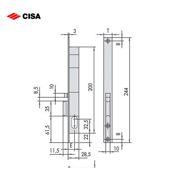 CISA-Narrow-Stile-Deadlocking-Latch-Electric-Lock-14021-15-1_B