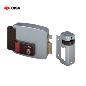 CISA Rim Inward Only Electric Lock 11610-60-1