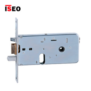 ISEO Midrail Deadlocking Electric Lock 5506020