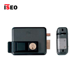 ISEO Rim Inward Opening Electric Lock 525010605