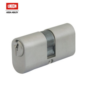 UNION 66MM Large Oval Cylinder 2X6PL