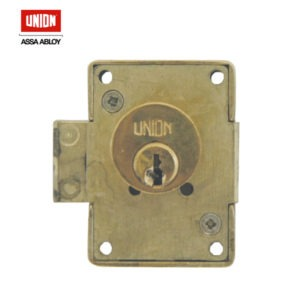 UNION Deadlock Cylinder Cupboard Lock 452-22PL