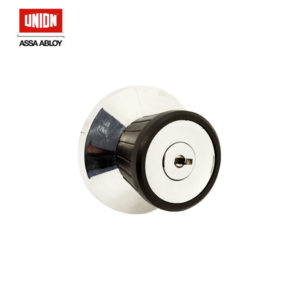 UNION Knob Handle Lockable Cabinet Lock LN2422R