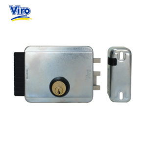 VIRO Rim Inward Opening Blockout Electric Lock V8997.1
