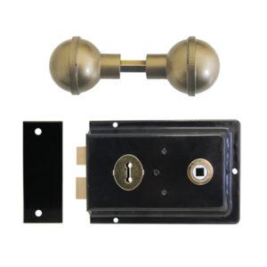 BBL Rim Locksets
