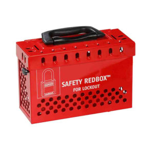 Safety Redbox Lockouts