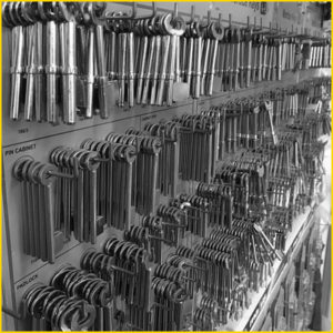 Pre-Cut Keys
