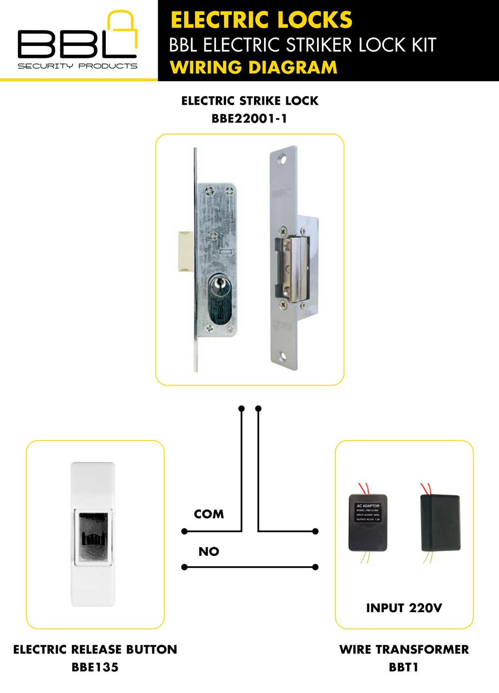 BBL-Electric-Strike-Lock-Setup