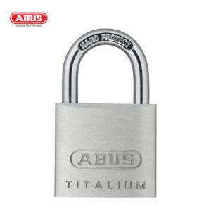 ABUS 64TI Series Titalium Padlock 64TI/30-1