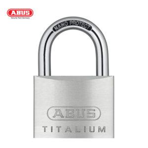 ABUS 64TI Series Titalium Padlock 64TI/60-1