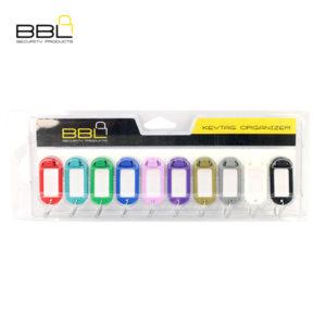 BBL 1 x Key Tag Organizer Key Ring Accessory Stand BBRORGANIZER