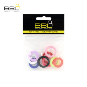 BBL 10 x Key Identifiers Key Ring Accessory Stand BBRKIPP