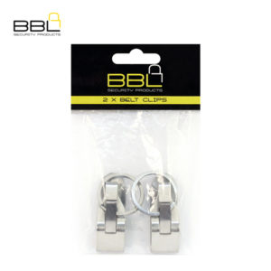 BBL 2 x Belt Clips Key Ring Accessory Stand BBRBCPP