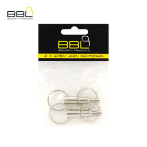 BBL 2 x Easy Join Key Ring Accessory Stand BBREJPP