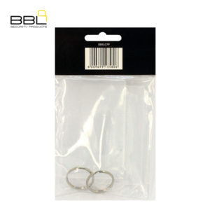 BBL 2 x Licence or ID Card Holders Key Ring Accessory Stand BBRLCPP