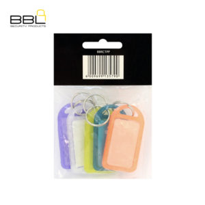 BBL 5 x Click Tags Key Ring Accessory Stand BBRCTPP