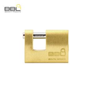 BBL Insurance Brass Padlocks BBP250KXC