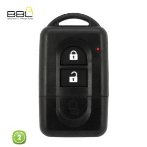 BBL Key Shells Nissan Shape 2 Button KSC-NIS-71A
