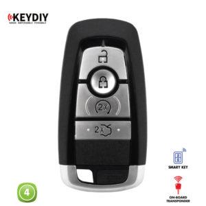 KEYDIY Remote Ford Shape 4 Button KDZB21-4