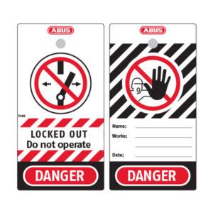 Lockout Tags Lockouts