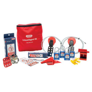 Pre-Built Safety Kit Lockouts