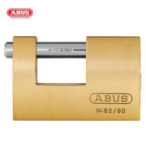 ABUS 82 Series Monoblock Insurance Padlock 82/90-1