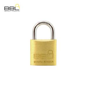 BBL Boxed Brass Padlock BBP925KA