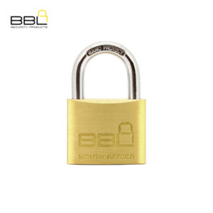 BBL Boxed Brass Padlock BBP940KA