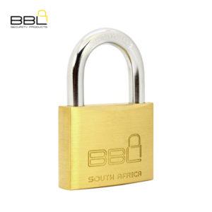 BBL Boxed Brass Padlock BBP960KA