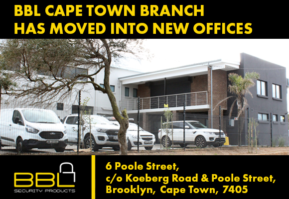 You are currently viewing BBL Security Products – Cape Town