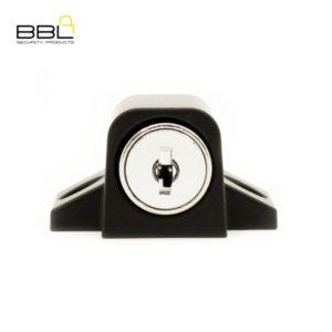 BBL Push Lock Patio Lock BBF280BLK-1