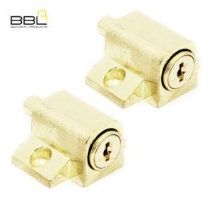 BBL Push Lock Patio Lock BBF280BP-2