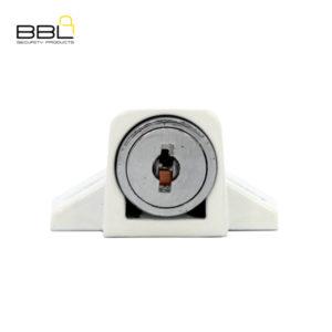BBL Push Lock Patio Lock BBF280WH-1